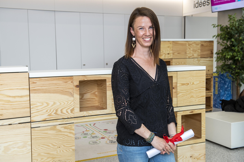•Elodie von Dach, collaboratrice scientifique du Centre de recherche clinique, Prix de la recherche clinique ex aequo