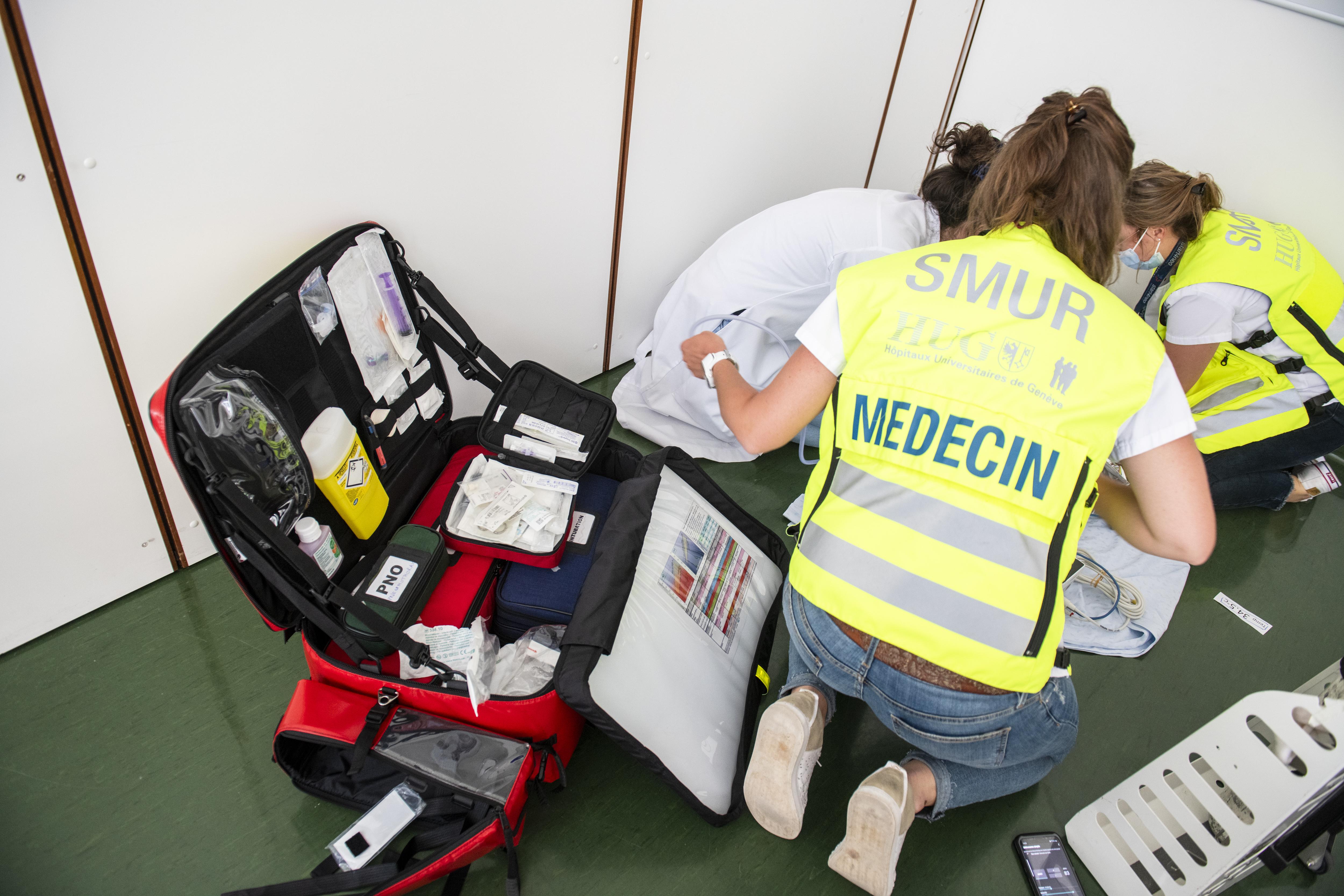 NéoRéaBag, un sac inédit pour réanimer les nouveau-nés