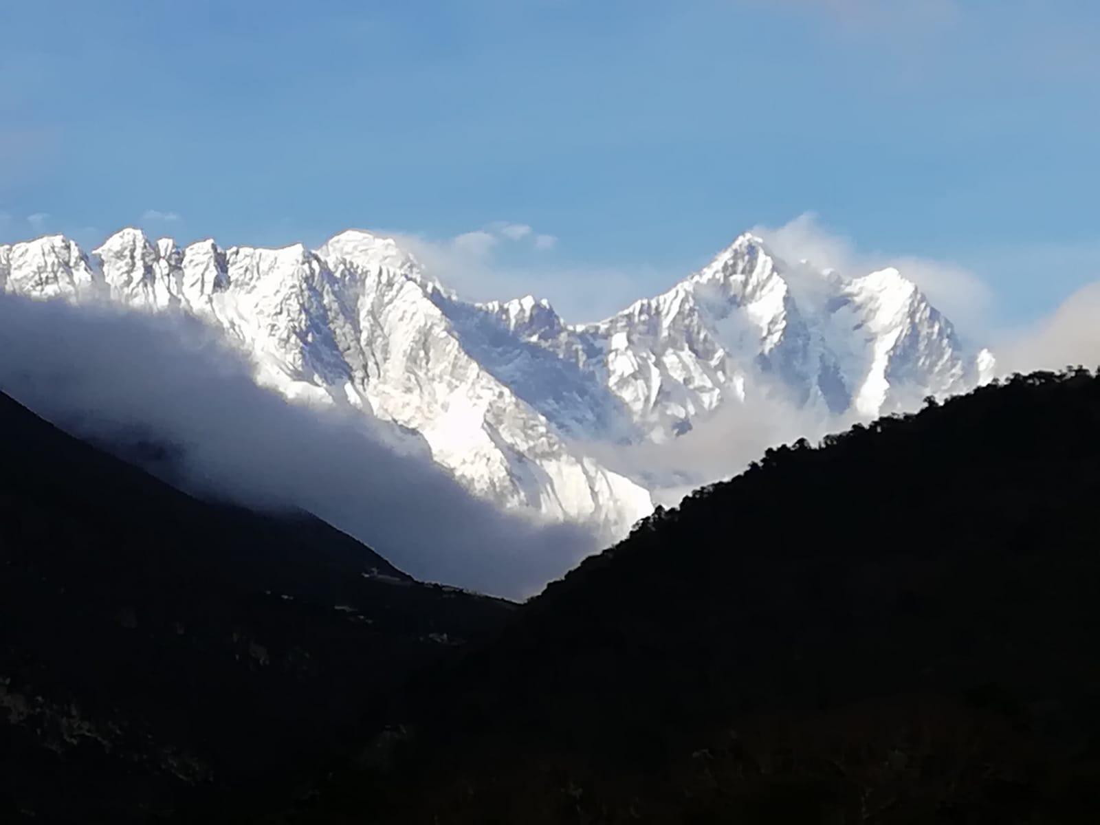 Samedi 7 avril: anniversaire de mon Sherpa 27 ans!!