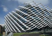 AGORA, bâtiment inauguré le 6 octobre pour abriter des laboratoires du SCCL