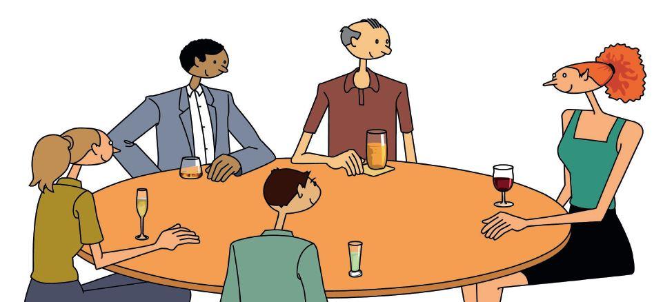 Campagne Oser Doser pour la semaine nationale sur les problèmes liés à l'alcool 2019