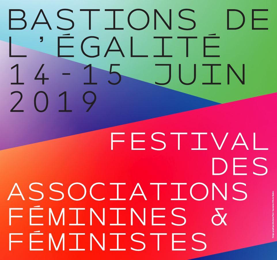 L'Unité de santé sexuelle et planning familial des HUG est présente aux Bastions de l'égalité samedi 15 juin 2019.