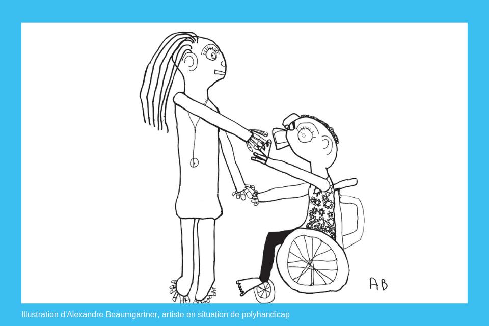 Journée internationale des personnes handicapées aux HUG