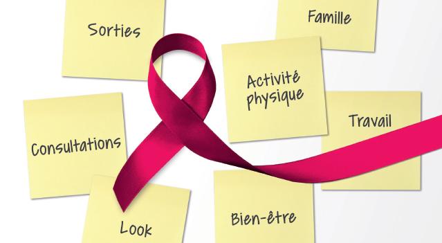 Mois du cancer du sein - Les bienfaits de l'activité