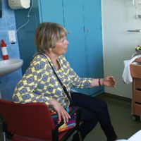 Rediffusion Pulsations TV septembre 2016 - Michèle, bénévole aux HUG