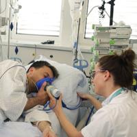 Les soins intensifs : au-delà de la douleur à Genève aux HUG