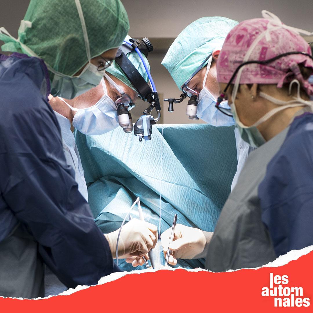 Chirurgie, don du sang et don d'organes