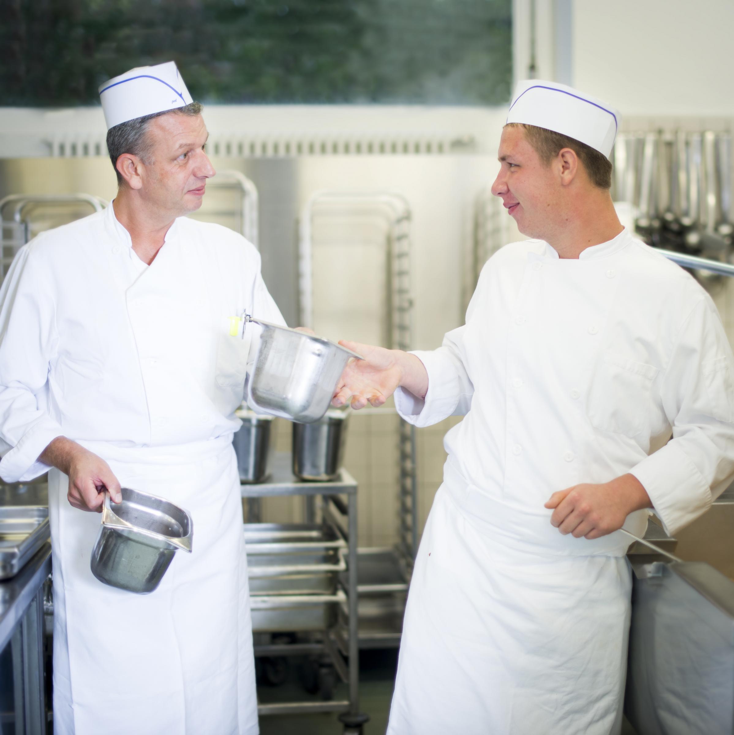 apprentissage cuisinier