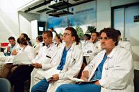 les neurochirurgiens genevois et lausannois
