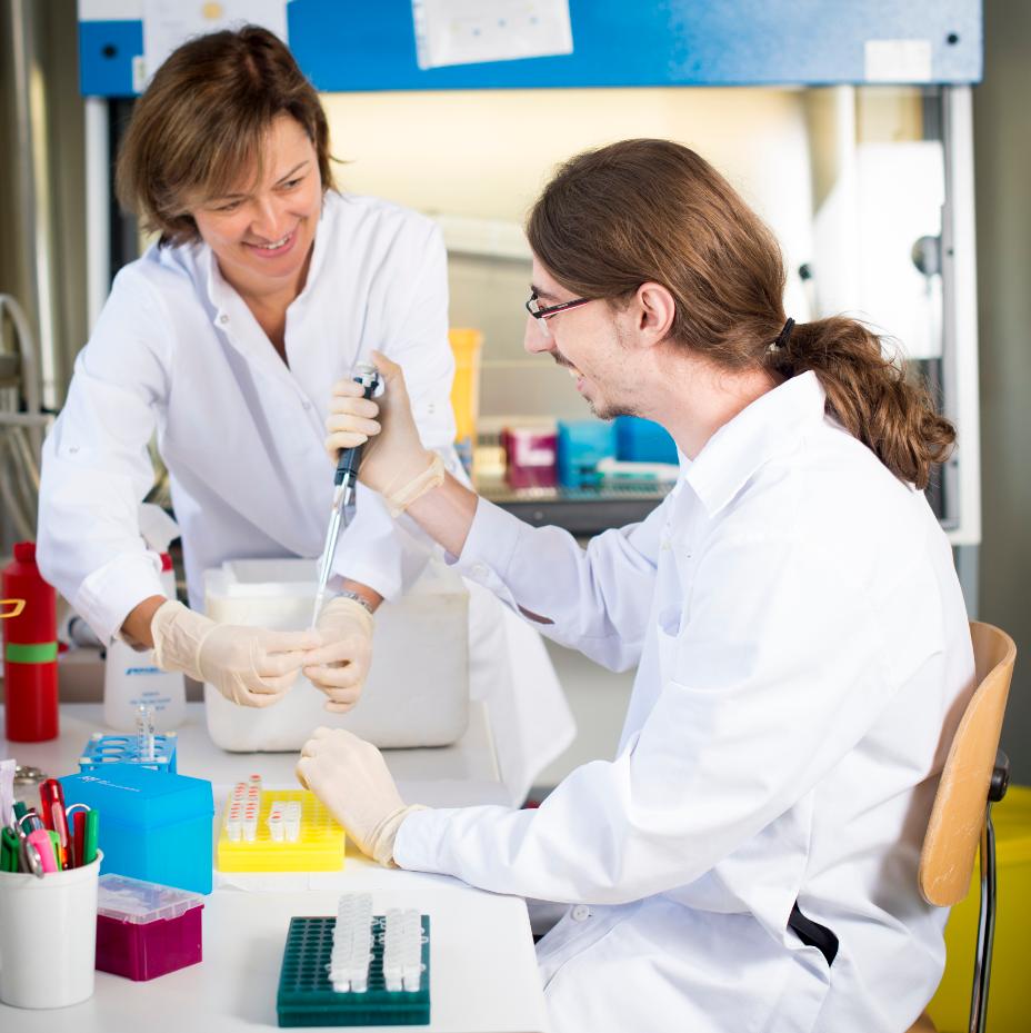 Laborantinen biologie CFC