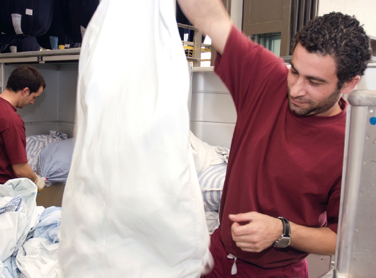 Nettoyeurde textiles CFC