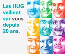 20 ans des HUG