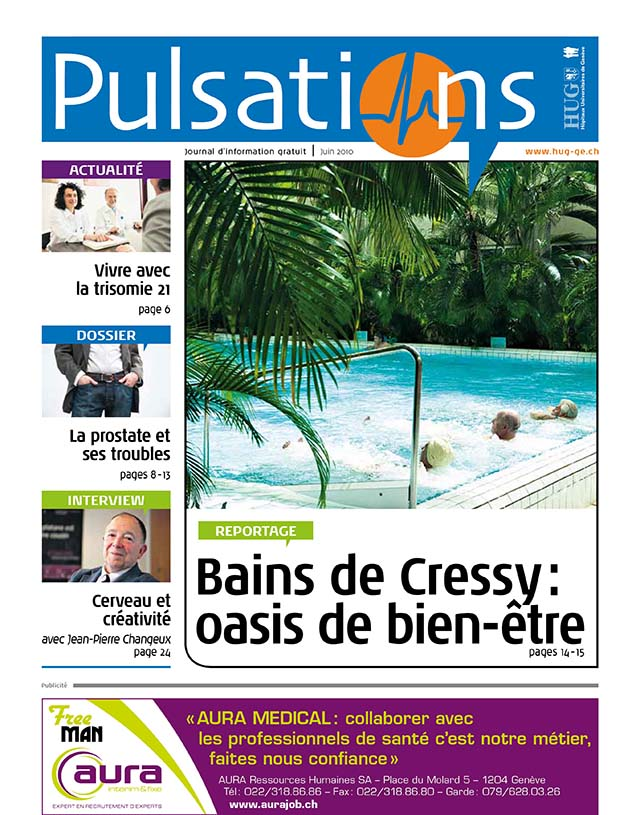 Pulsations Juin 2010