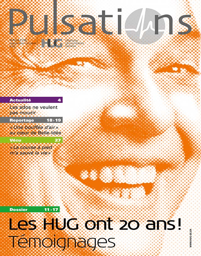 Pulsations Septembre / Octobre 2015