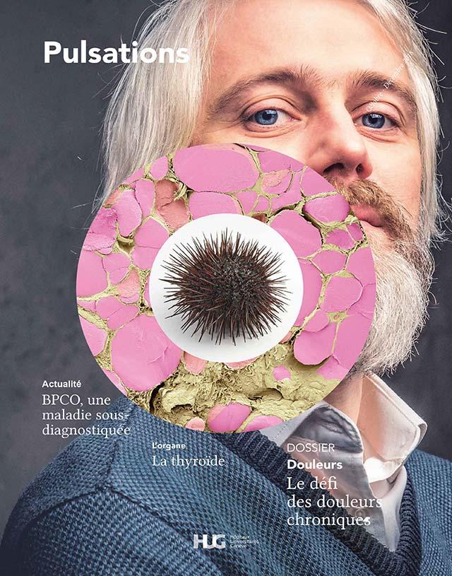 Pulsations magazine Octobre / Novembre / Décembre 2018 à Genève aux HUG