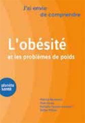 Livre : L'obesité et les problèmes de poids