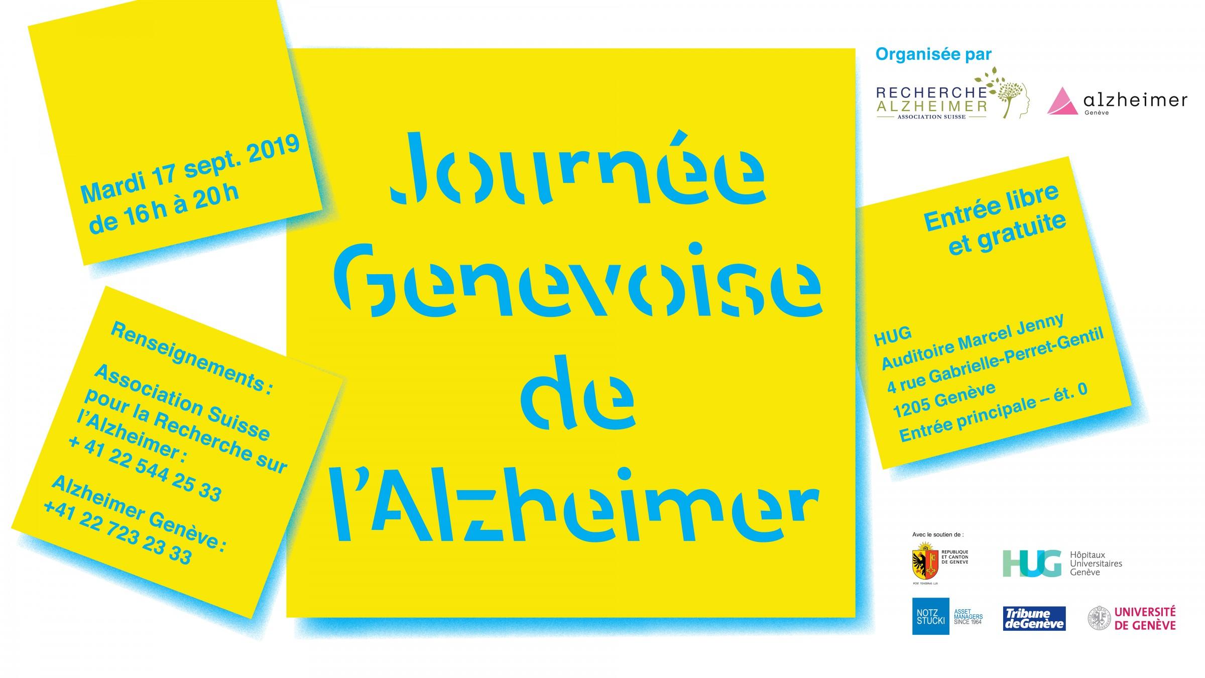 Journée Genevoise de l'Alzheimer