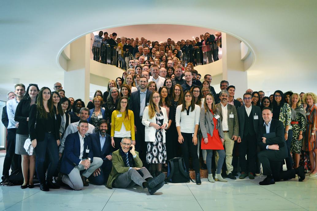 L'assemblée générale du projet européen EPAD