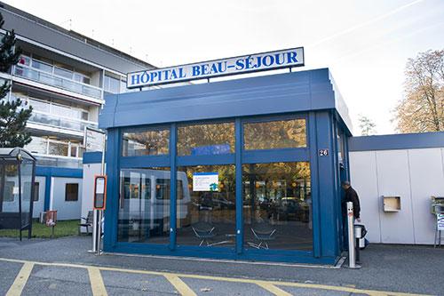 Hôpital de Beau-Séjour