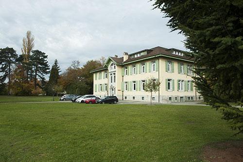 Hôpital de psychiatrie