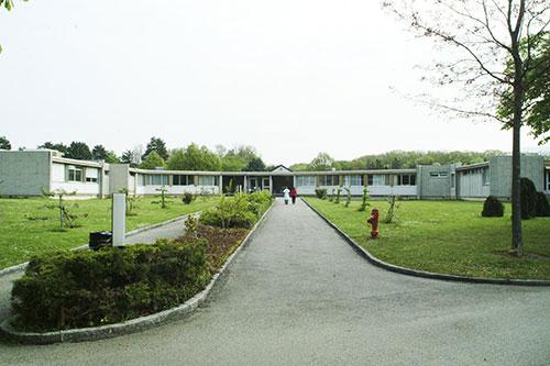 L'Hôpital de psychiatrie