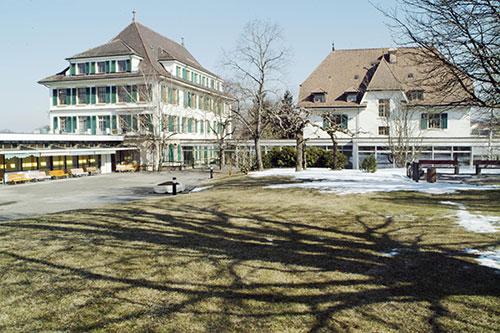 Hôpital de Loëx