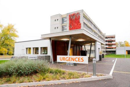 L'Hôpital des Trois-Chêne