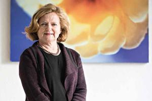 Andrea Ehretsmann - Témoignage à Genève aux HUG