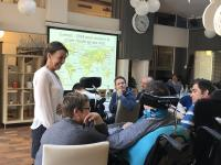 23 Mars 2018 : Présentation de Tanya àClair Bois-Pinchat