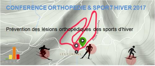 conférence orthopédie et sport