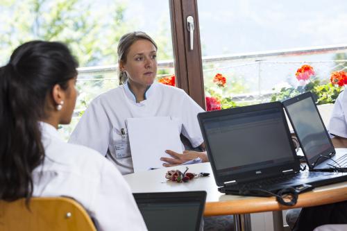 enseignement et recherche de Clinique de Crans-Montana