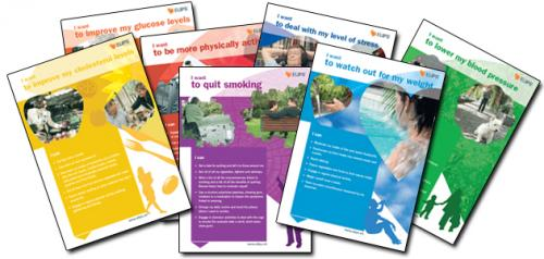 Practical health advice pamphlets