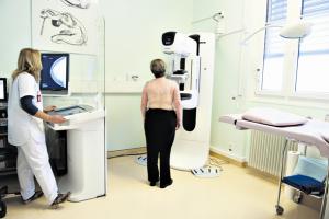 Mammographe