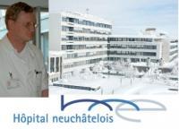 [img]Nomination du chef de service des Hôpitaux Neuchâtelois[/img]