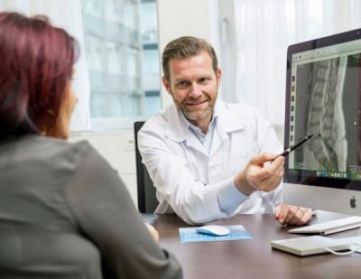 brochure information santé patient - Opération de la hernie discale