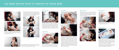 les bons gestes pour le confort de votre bébé