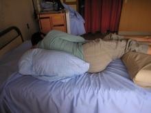 Positionnement au lit