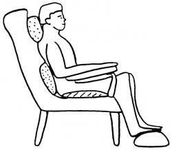 Positionnement au fauteuil 2