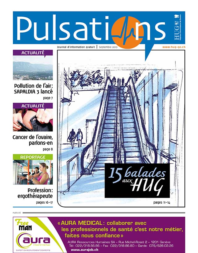 Pulsations Septembre 2010