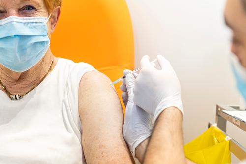 Centre de vaccination Covid 19 aux HUG