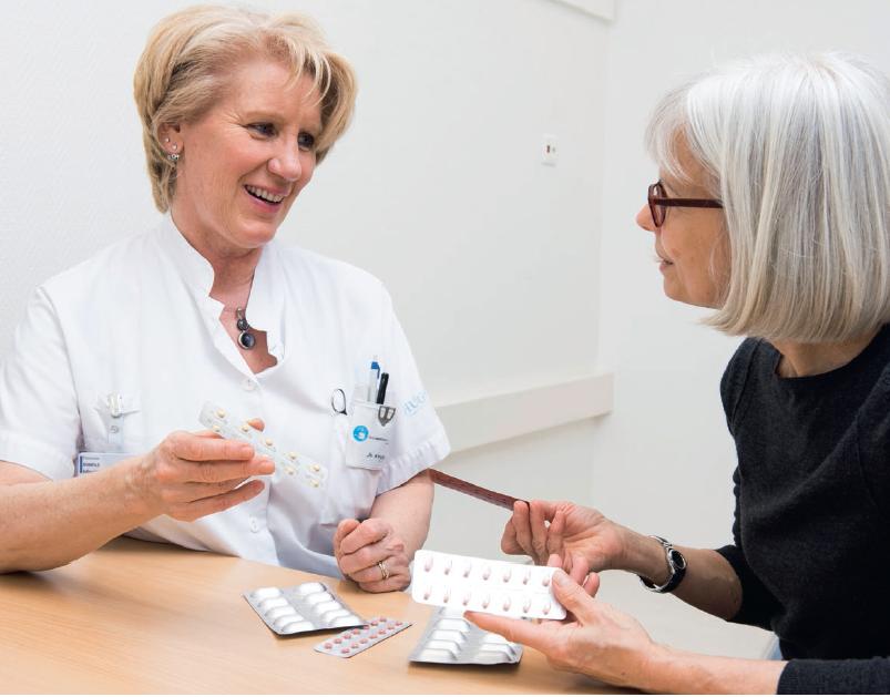 brochure - Votre traitement par anticoagulant oral direct