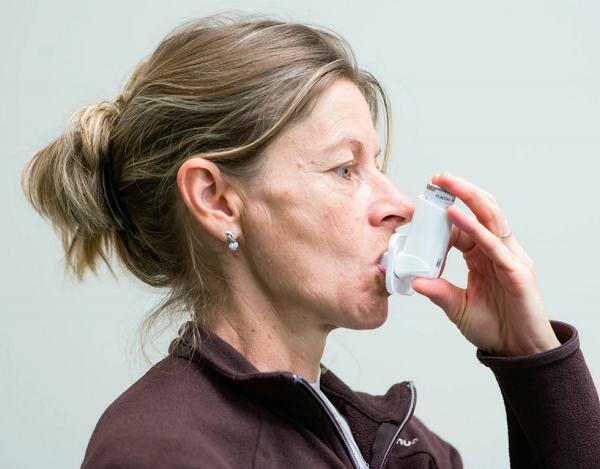 Brochure pour les patients- Asthme