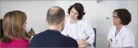 Infirmière de référence en oncogynécologie chirurgicale