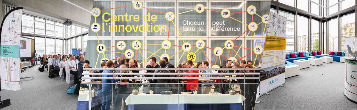 Evènements au Centre de l'innovation