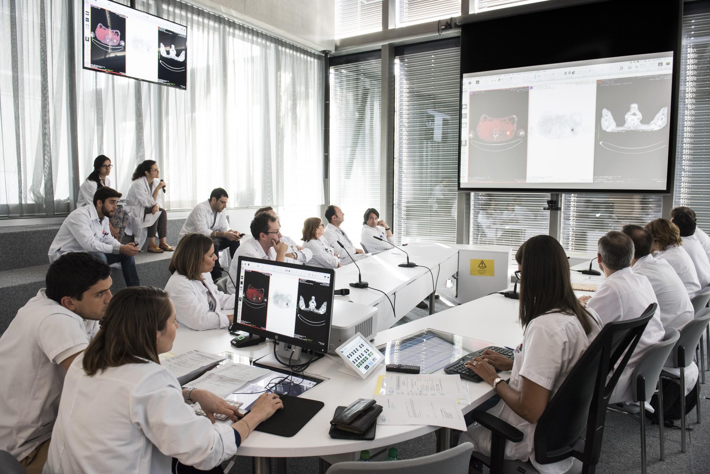 colloques pluridisciplinaires tumor board