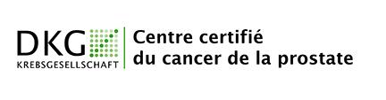 Centre certifié du cancer de la prostate