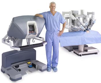 système chirurgical da Vinci