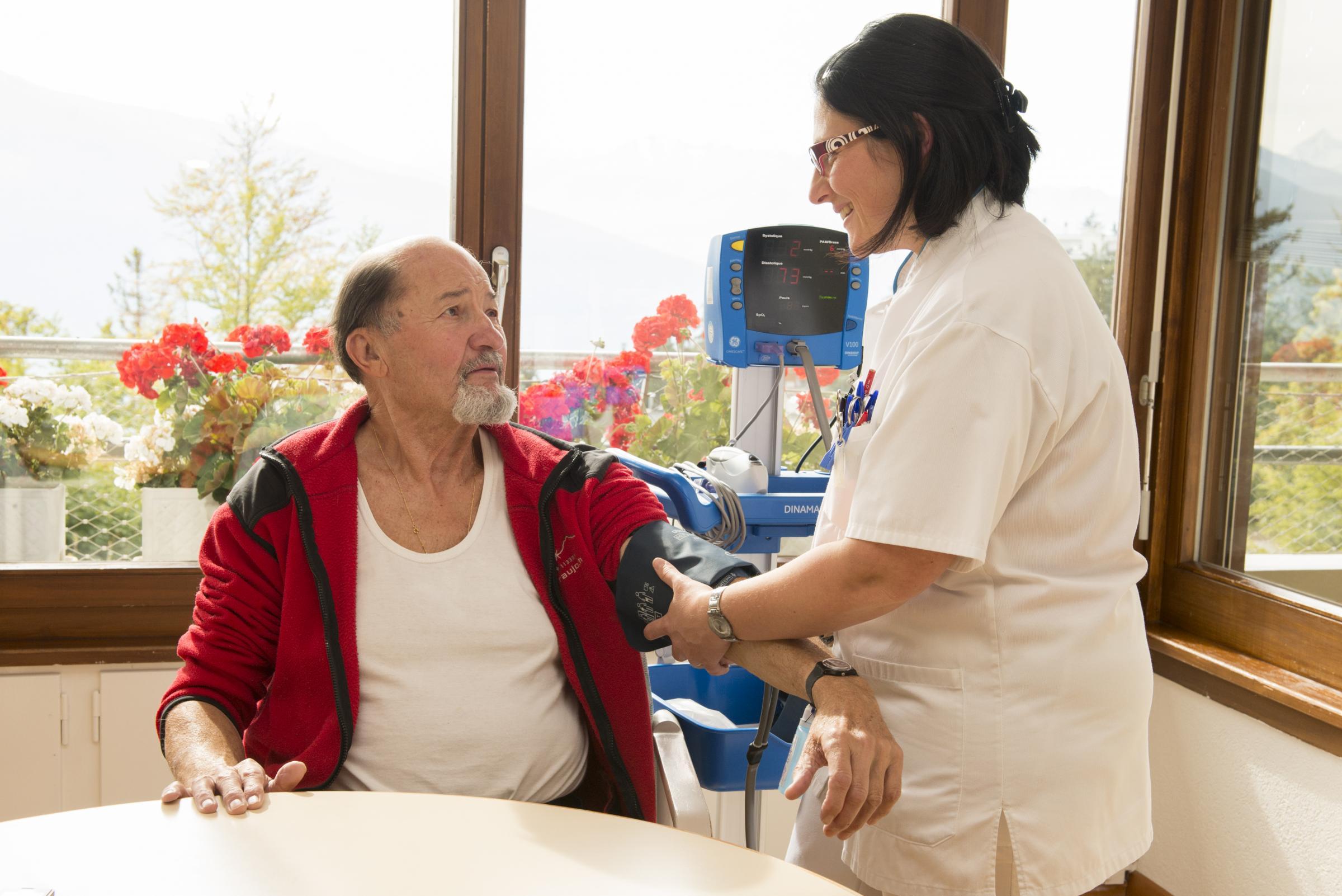 Activités médicales de la Clinique de Crans-Montana