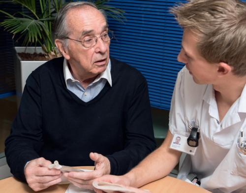 Personne colostomisées - Brochure Info santé patients