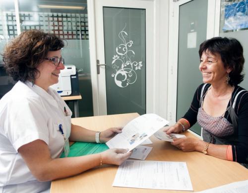 Brochure pour les patients - Vos droits et résponsabilité
